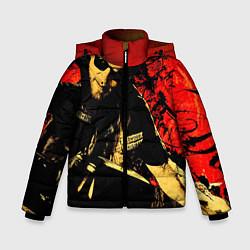 Куртка зимняя для мальчика Redwood original цвета 3D-черный — фото 1