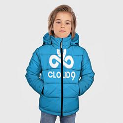 Куртка зимняя для мальчика Cloud 9 цвета 3D-черный — фото 2