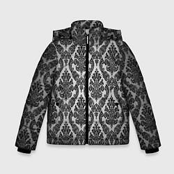 Зимняя куртка для мальчика Гламурный узор