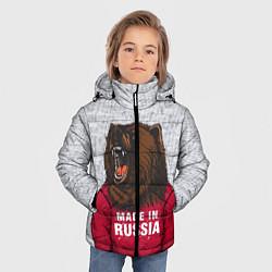 Куртка зимняя для мальчика Made in Russia - фото 2