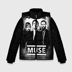Куртка зимняя для мальчика Muse - фото 1