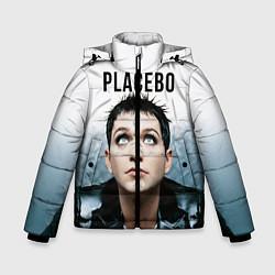 Куртка зимняя для мальчика Placebo: Brian Molko цвета 3D-черный — фото 1