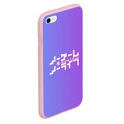 Чехол iPhone 6/6S Plus матовый No Game No Life цвета 3D-баблгам — фото 2