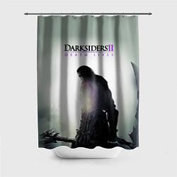 Шторка для душа Darksiders II: Death Lives цвета 3D — фото 1
