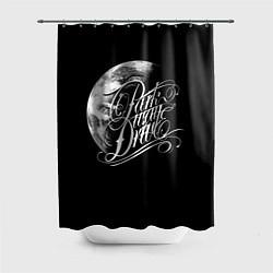 Шторка для душа Parkway Drive цвета 3D-принт — фото 1
