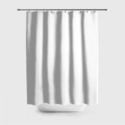 Шторка для душа Без дизайна цвета 3D-принт — фото 1
