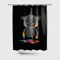 Шторка для душа Bear цвета 3D — фото 1