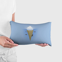 Подушка-антистресс Мороженое цвета 3D — фото 2
