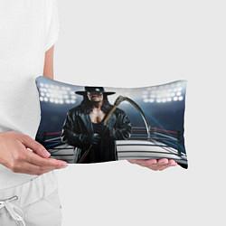 Подушка-антистресс Гробовщик 1 цвета 3D — фото 2