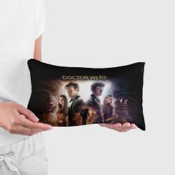 Подушка-антистресс Доктор Кто цвета 3D — фото 2
