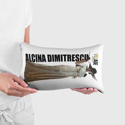 Подушка-антистресс Леди Альсина Димитреску цвета 3D — фото 2