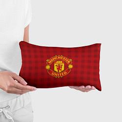Подушка-антистресс Manchester United цвета 3D — фото 2
