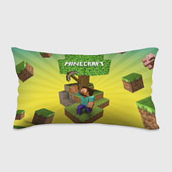 Подушка-антистресс Minecraft Tree цвета 3D — фото 1