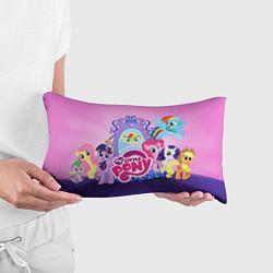 Подушка-антистресс My Little Pony цвета 3D-принт — фото 2