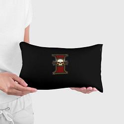 Подушка-антистресс Инсигния цвета 3D — фото 2