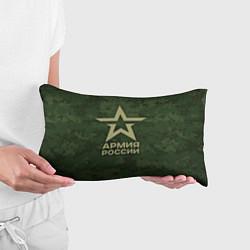 Подушка-антистресс Армия России цвета 3D — фото 2
