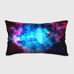Подушка-антистресс Голубая вселенная цвета 3D — фото 1