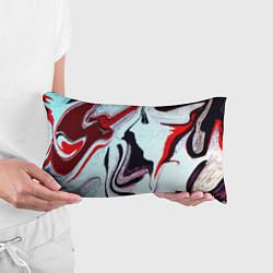 Подушка-антистресс Разводы цвета 3D — фото 2