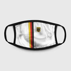 Маска для лица I Love Germany цвета 3D-принт — фото 2