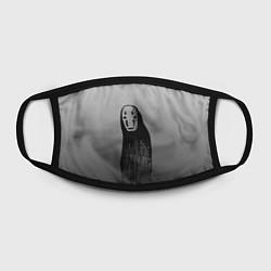 Маска для лица Унесенные призраками цвета 3D — фото 2