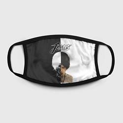 Лицевая защитная маска с принтом Dzhizus, цвет: 3D, артикул: 10201940105881 — фото 2