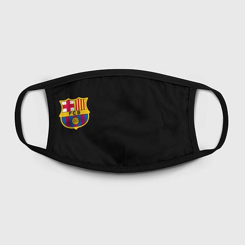 Маска для лица BARCELONA FC / 3D – фото 2