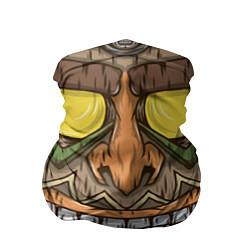 Бандана-труба Aku-Aku (Crash Bandicoot) цвета 3D — фото 1