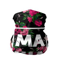 Бандана-труба Маша цвета 3D — фото 1