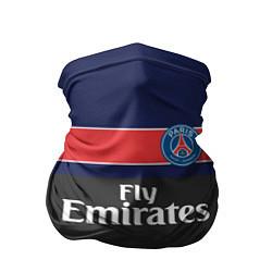 Бандана-труба FC PSG: Fly Emirates цвета 3D-принт — фото 1
