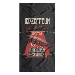 Бандана-труба Led Zeppelin: Mothership цвета 3D — фото 2