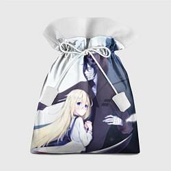 Мешок для подарков Ангел кровопролития цвета 3D — фото 1