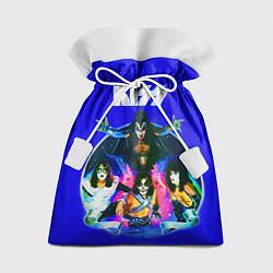 Мешок для подарков Kiss Show цвета 3D — фото 1