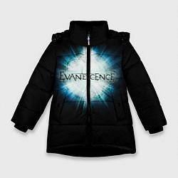 Куртка зимняя для девочки Evanescence Explode - фото 1