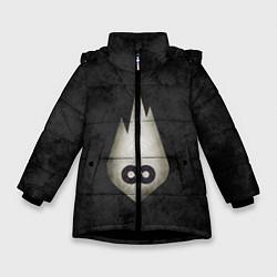 Куртка зимняя для девочки Thousand Foot Krutch цвета 3D-черный — фото 1