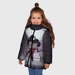 Куртка зимняя для девочки Don't Starve: Love - фото 2