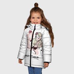 Куртка зимняя для девочки Don't Starve: Wendy - фото 2