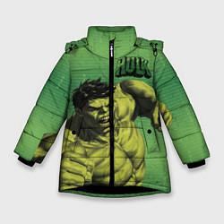 Куртка зимняя для девочки Hulk - фото 1