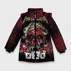 Куртка зимняя для девочки Metallica: XXX - фото 1