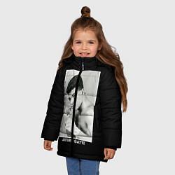 Куртка зимняя для девочки Arturo Gatti: Photo - фото 2