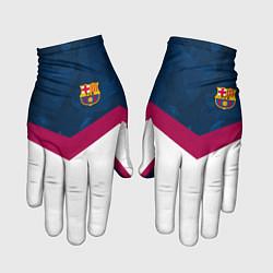 Перчатки Barcelona FC: Sport цвета 3D — фото 1