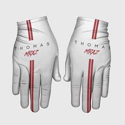Перчатки Thomas Mraz цвета 3D-принт — фото 1