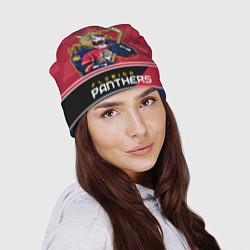 Шапка Florida Panthers цвета 3D-принт — фото 2