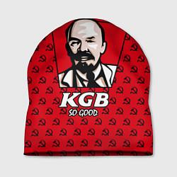 Шапка KGB: So Good цвета 3D — фото 1
