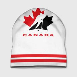 Шапка Canada Team цвета 3D — фото 1