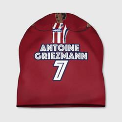 Шапка Antoine Griezmann 7 цвета 3D — фото 1