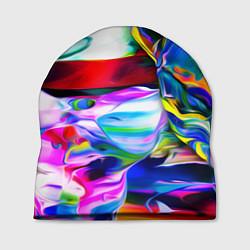 Шапка Фантастическая палитра цвета 3D — фото 1