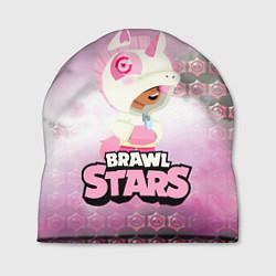 Шапка Leon Unicorn Brawl Stars цвета 3D — фото 1