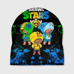 Шапка Brawl Stars Leon Trio цвета 3D-принт — фото 1