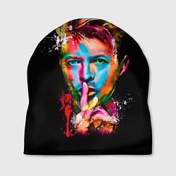 Шапка Дэвид Боуи цвета 3D — фото 1