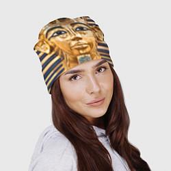 Шапка Фараон цвета 3D-принт — фото 2